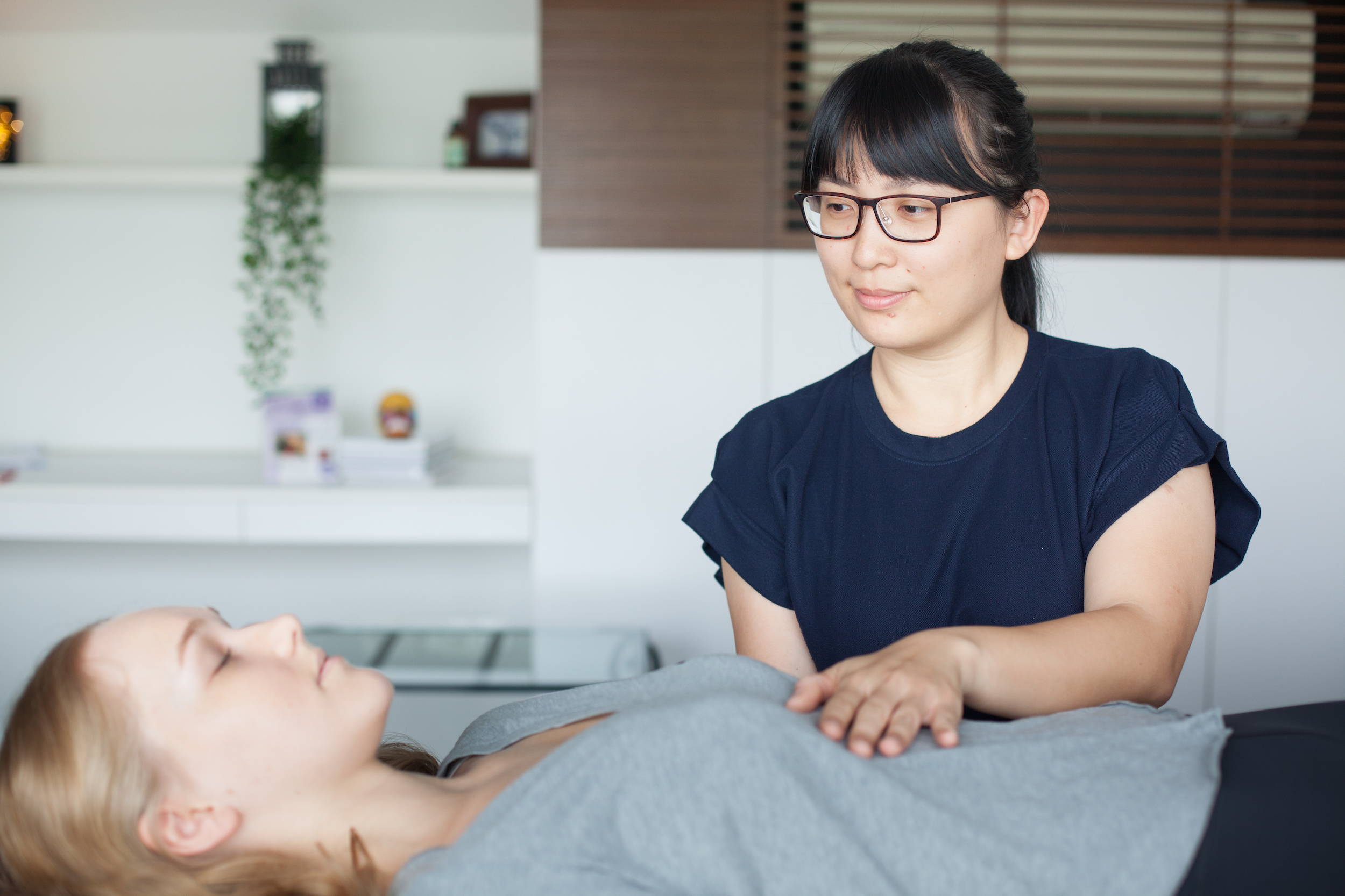3 common reactions you might have after a CranioSacral Therapy session and what you can do about it
